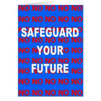 Safeguard Your Future Card