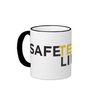 Safetext mug