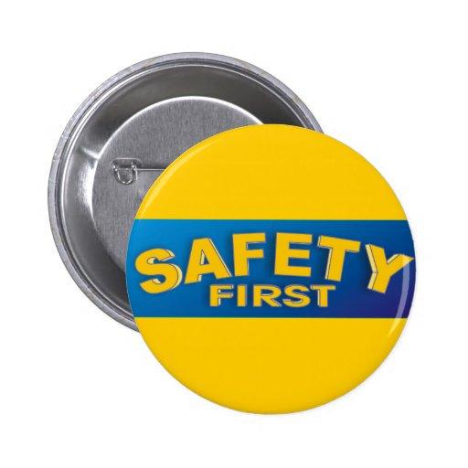 Safety 1st button