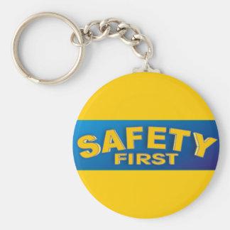 Safety 1st keychain