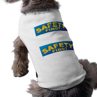Safety 1st shirt