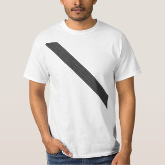 Safety belt t-shirt (left side driving countries)