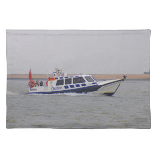 Safety Boat Place Mats