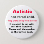"Safety button<br><div class=""desc"">Help to keep autistic children safe.</div>"