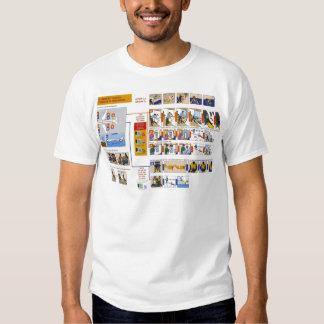 Safety card T-Shirt