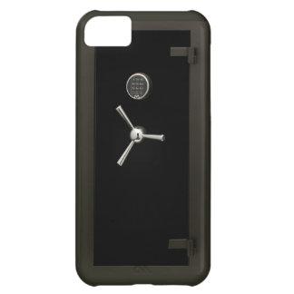 Safety-deposit box iPhone 5C case