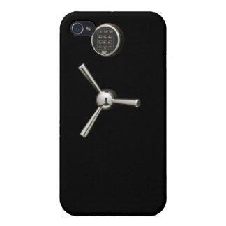Safety-deposit box iPhone case