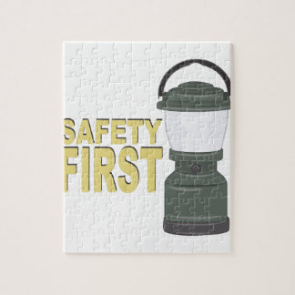 Safety First Jigsaw Puzzle