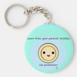 Safety First Key Chains