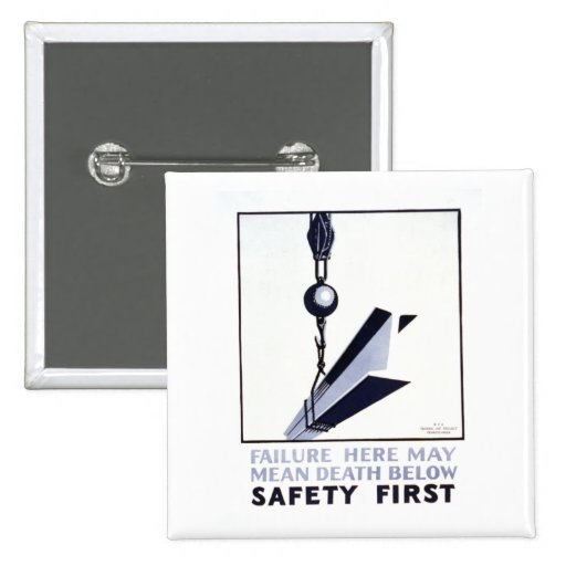 Safety First Pin