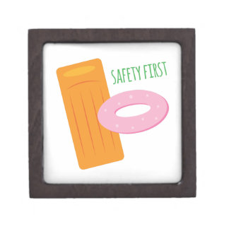 Safety First Premium Jewelry Boxes