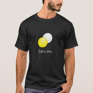 Safety first snooker T-Shirt