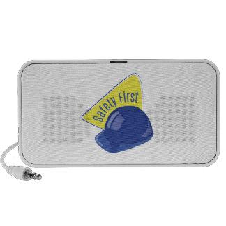 Safety First Speaker System