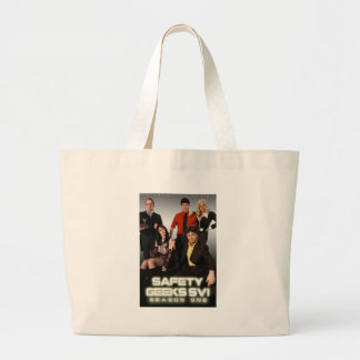 Safety Geeks Series Swag and Products Canvas Bags