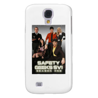 Safety Geeks Series Swag and Products Samsung Galaxy S4 Case