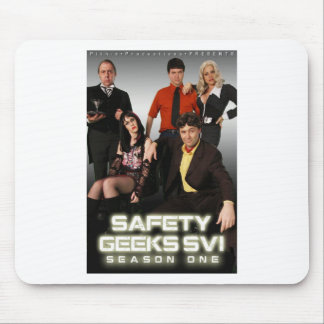 Safety Geeks Series Swag and Products Mouse Pad