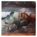 Safety Glasses Ceramic Tile