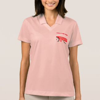 Safety Has No Quitting Time Custom Polo Shirt