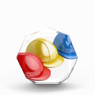Safety helmets award
