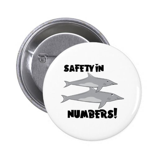 Safety In Numbers Button