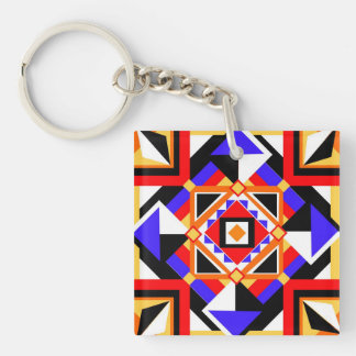 Safety in Syncopation Key Ring
