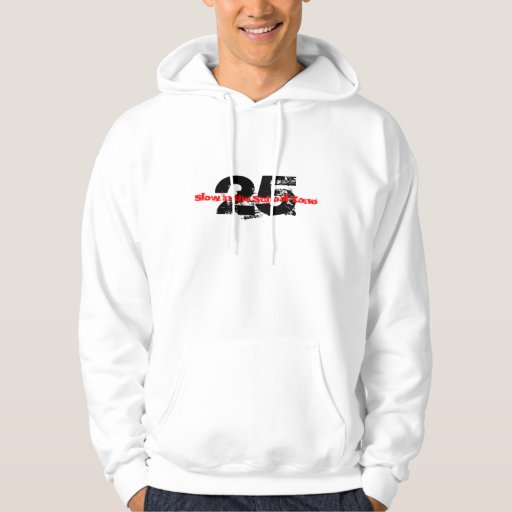 Safety In the School Zone Hooded Shirt