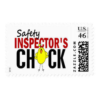 Safety Inspector s Chick Stamp