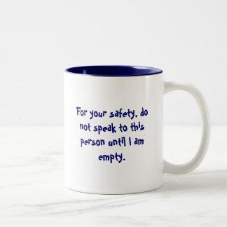 Safety Mug
