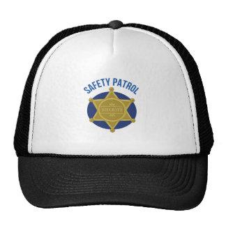 Safety Patrol Trucker Hat