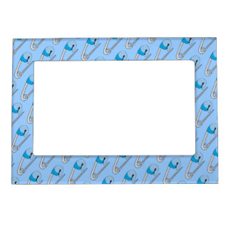 Safety Pins Magnetic Frame