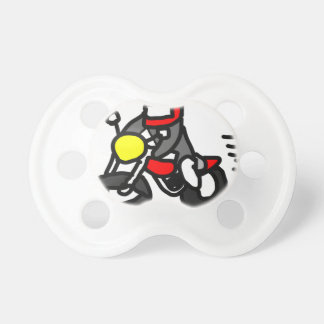 Safety Rider Pacifier