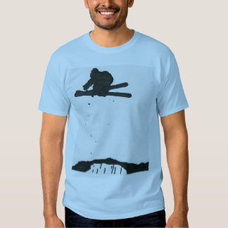 safety sillouette tee shirt