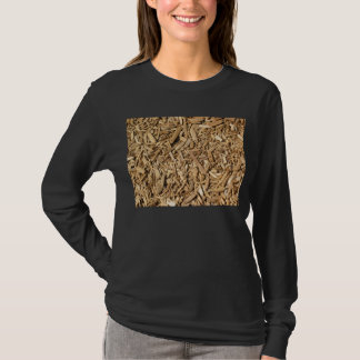 Safety Wood Chips T-Shirt