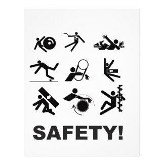 safety yeah letterhead