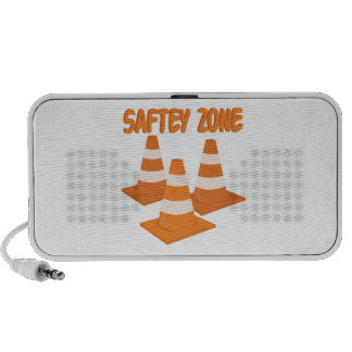 Safety Zone Laptop Speaker