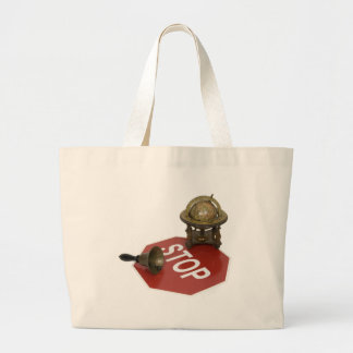 SafetyInSchoolZone051409 Jumbo Tote Bag