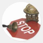 SafetyInSchoolZone051409 Sticker