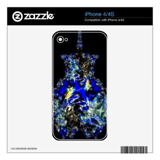 Saffires and Blue Satin.jpg iPhone 4S Decal