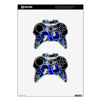 Saffires and Blue Satin.jpg Xbox 360 Controller Skins