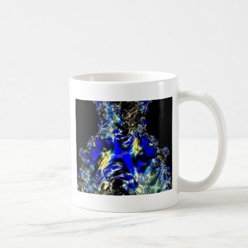 Saffires y Satin.jpg azul Taza Clásica