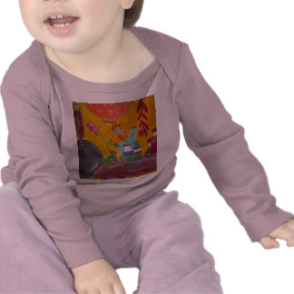 Saffron And Chillies Baby Clothing T-shirts