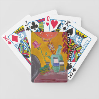 Saffron And Chillies Deck Of Cards