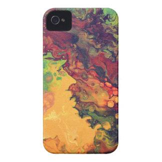 Saffron and Curry Case-Mate iPhone 4 Case