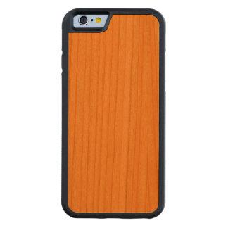 Saffron Cherry Wood Carved® Cherry iPhone 6 Bumper