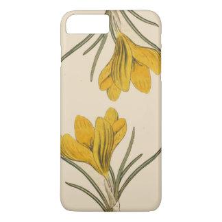 Saffron Crocus Floral Flowers iPhone 7 Case