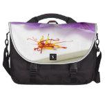 Saffron Flowers Computer Bag