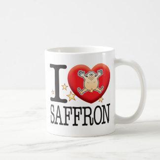 Saffron Love Man Coffee Mug