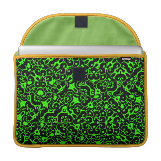 Saffron Nature MacBook Pro Sleeve