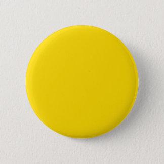 Saffron Pinback Button