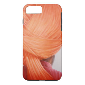 Saffron Turban iPhone 7 Plus Case